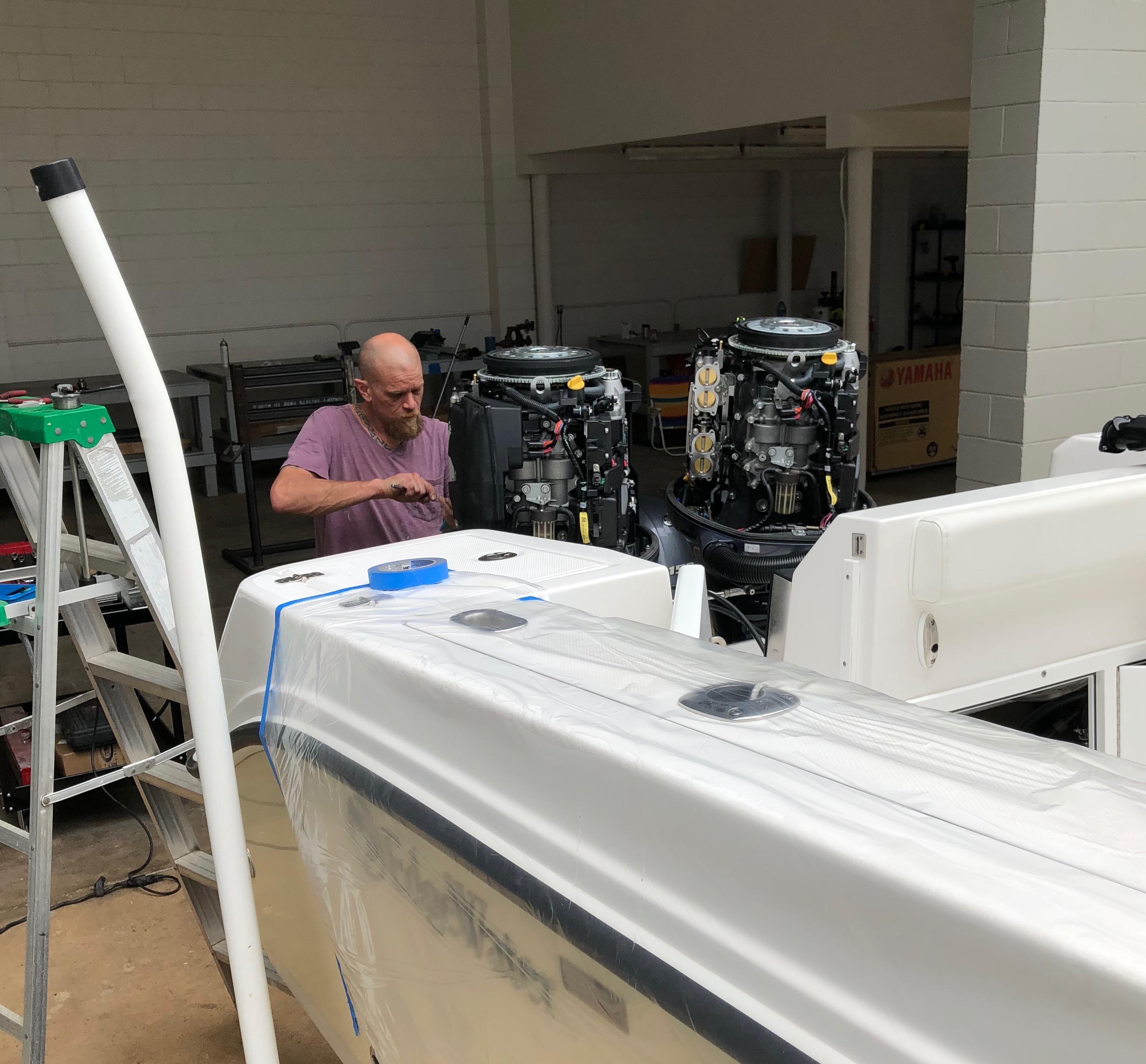 Honolulu Yamaha Outboard Repairs