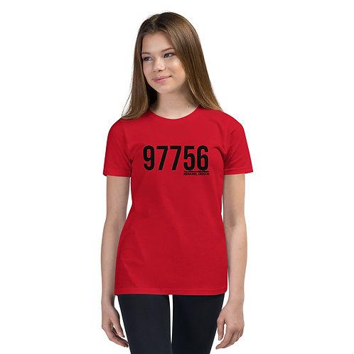 97756 Redmond Oregon - Youth Short Sleeve T-Shirt