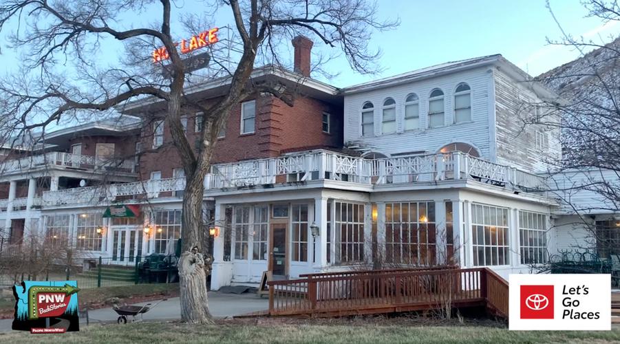 Grand Rennovation: Hot Lake Springs Hotel