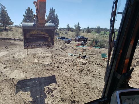excavation contractors Concrete Removal Redmond, Oregon