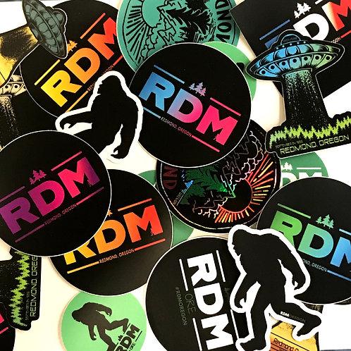 RDM ORE Sticker Pack (3 Stickers)