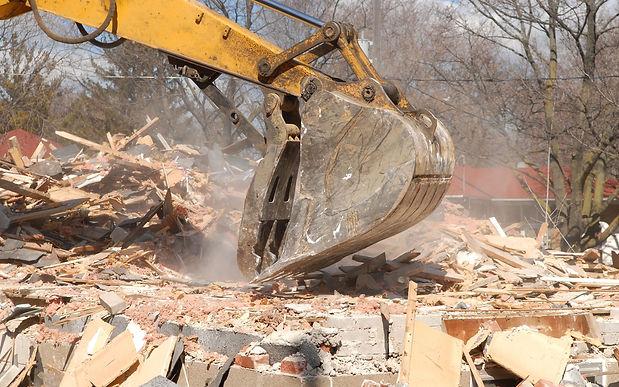 excavation services demolition redmond, oregon