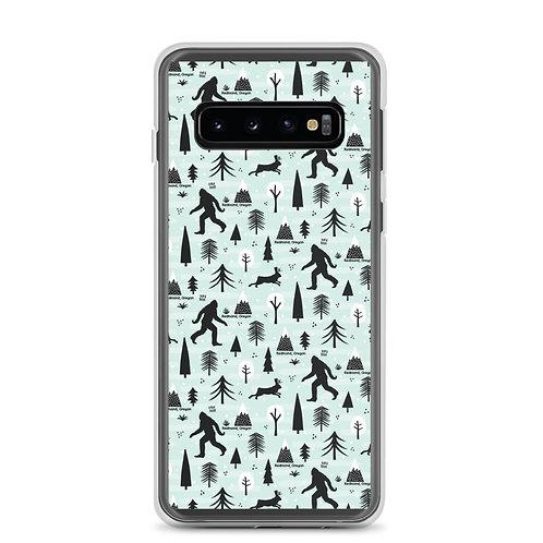 Bigfoot in Redmond, Oregon - Samsung Case