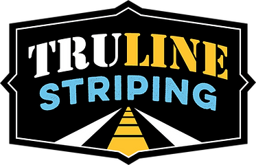 Truline Striping Logo Bend, Oregon
