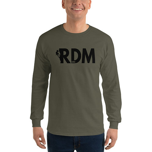 Climbing Redmond - Men's Long Sleeve Shirt