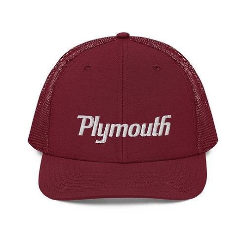 Plymouth - Trucker Cap
