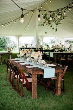 Mahogany Garden Chair for wedding, graduation, religious event, festival, corporate event