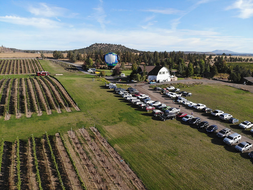 Central Oregon Winery and Vineyard