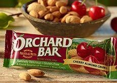 Orchard Bar Cherry Almond Crunch (12 bars)