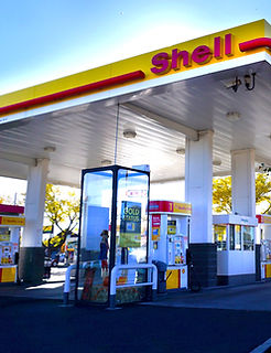 Shell Gas Station Redmond, OR