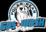 Polar Bear Gas & Wash Logo