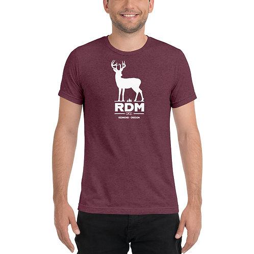 Deer Redmond Oregon - Short sleeve t-shirt