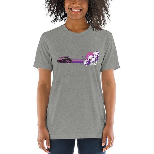 VW Bug STMPO sunset - Short sleeve t-shirt