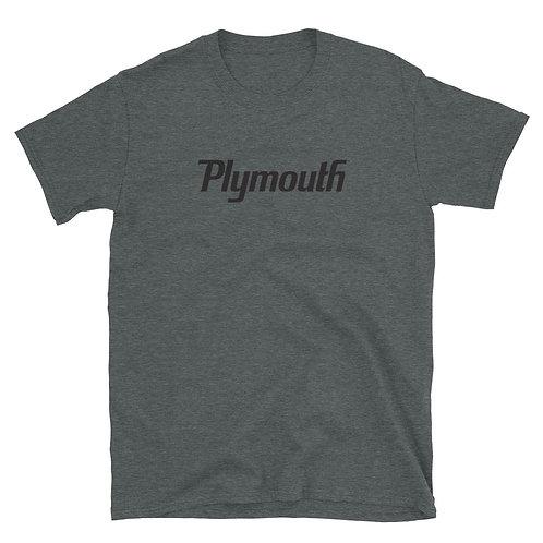 Plymouth - Short-Sleeve Unisex T-Shirt