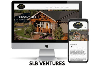 WEBSITE DESIGN FOR LANDSCAPE COMPANY RED