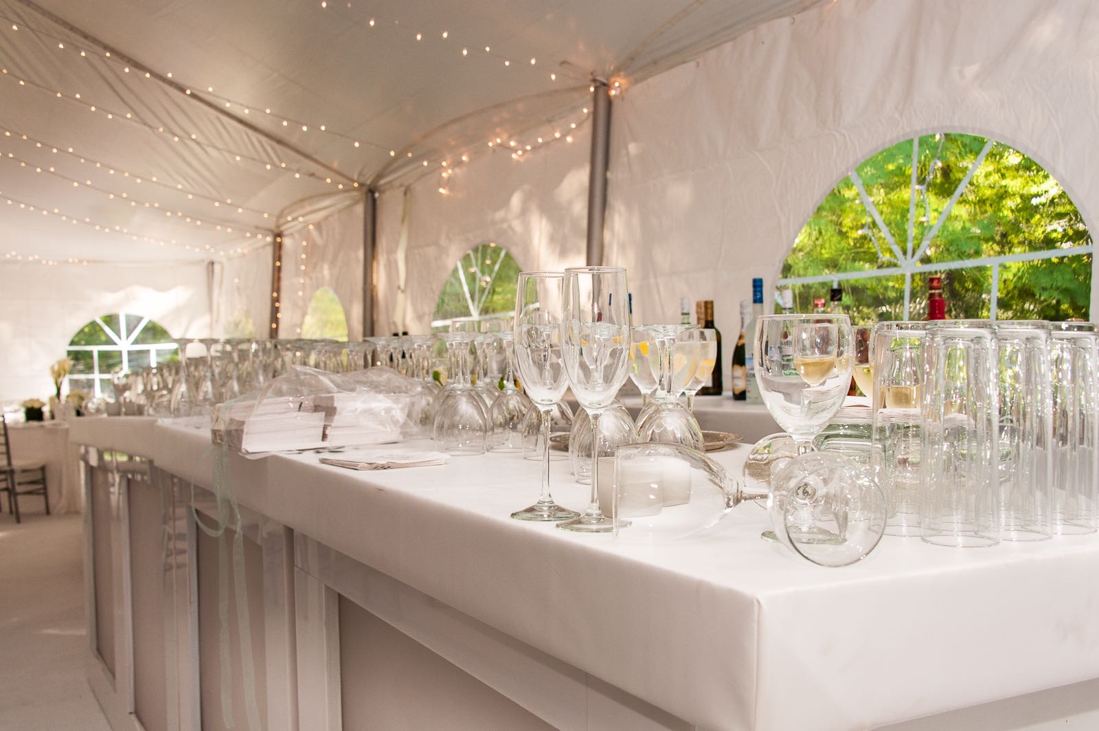 Wedding Bar Glasses, So Many Choices!