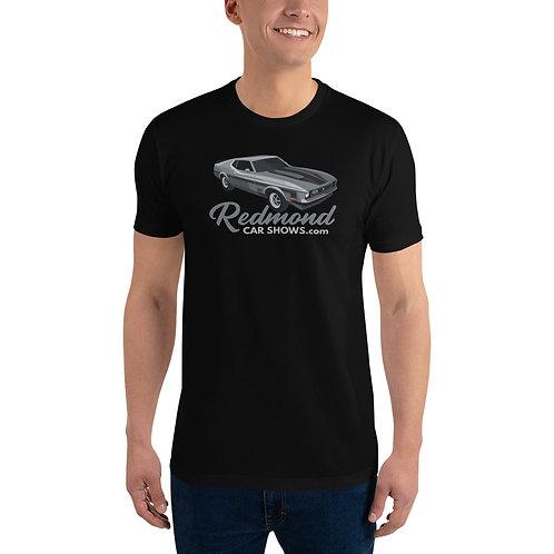 Mach 1 Mustang Redmond Car Shows - Short Sleeve T-shirt