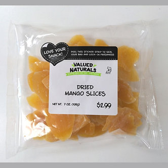 Valued Naturals Dried Mango Slices