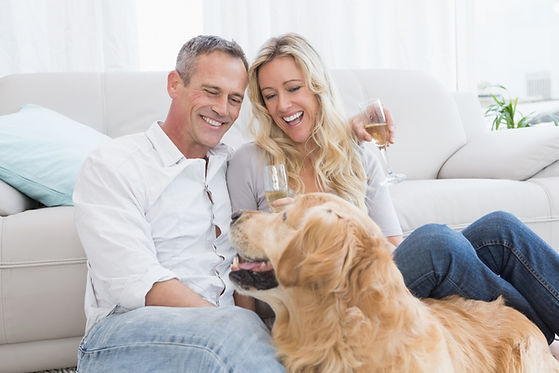 couple-drinking-champagne-with-their-dog-front-them.jpg