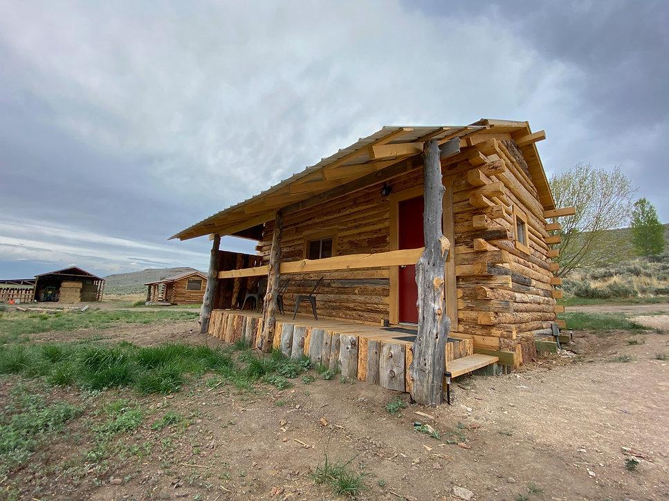 Lodging at Oregon Dude Ranch