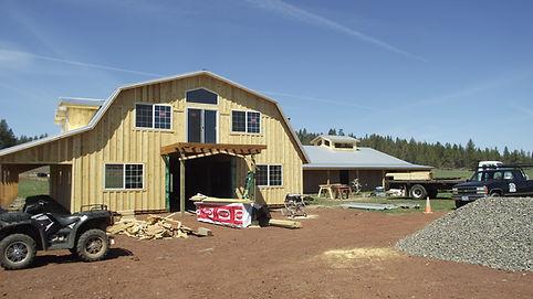 Pole Barn Home Kits Redmond, Oregon