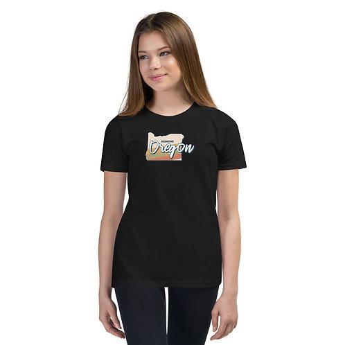 Oregon State RDM ORE - Redmond, Oregon - Youth Short Sleeve T-Shirt