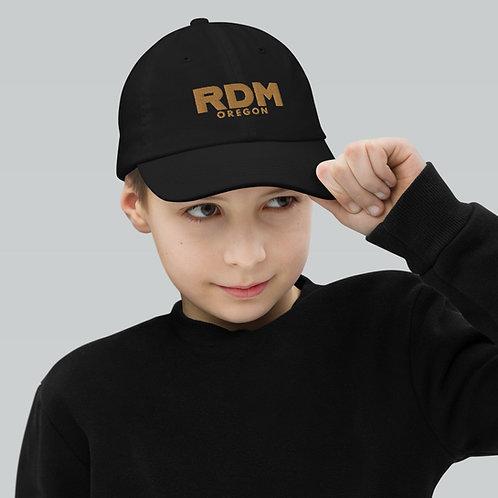 RDM ORE Redmond Oregon  - Youth baseball cap