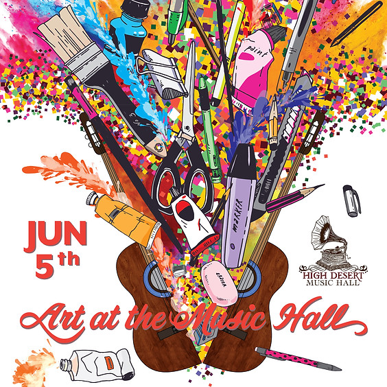 Art at the Music Hall - Call For Artists