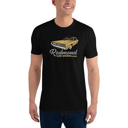 Redmond Car Shows - Cougar - Short Sleeve T-shirt