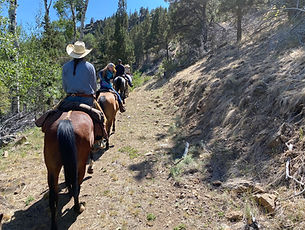 Your Cowboy Crew at Steens Mountain Guest Ranch Oregon