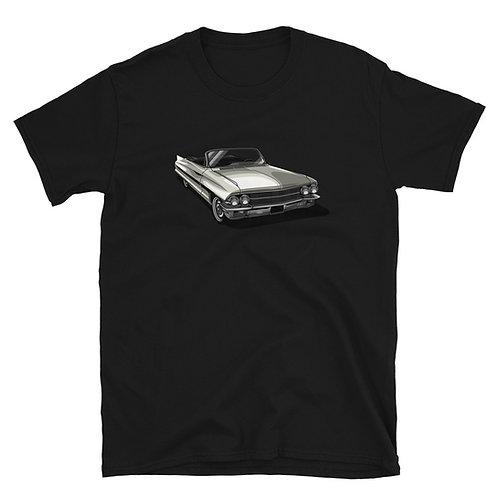 Cadillac Convertible - Short-Sleeve Unisex T-Shirt