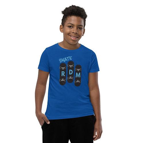 Skate Redmond - Youth Short Sleeve T-Shirt