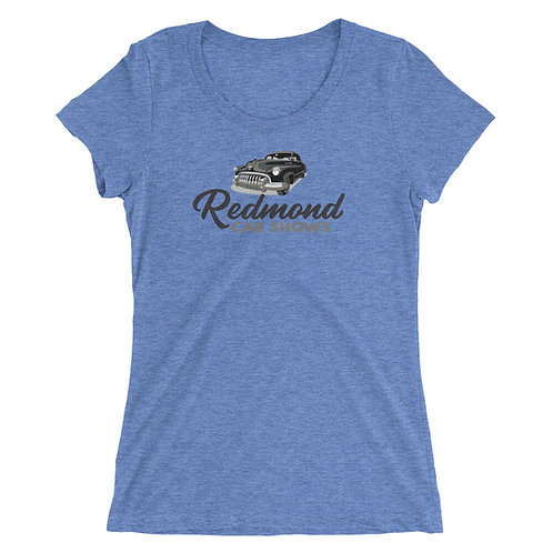 Redmond Car Shows Ladies' short sleeve t-shirt