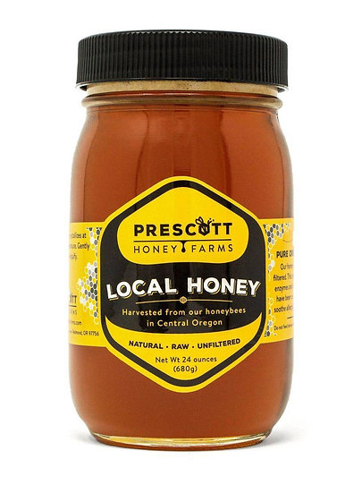 Local Raw Honey (Terrebonne, OR)