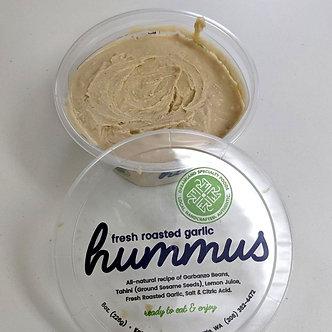 Fresh Roasted Garlic Hummus 8 oz