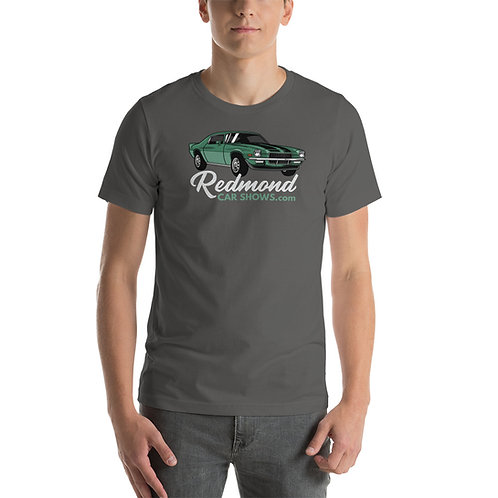 Chevy Camaro - Redmond, Oregon Car Shows - Short-Sleeve Unisex T-Shirt