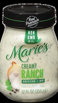 Creamy Ranch Marie's Northwest Dressings