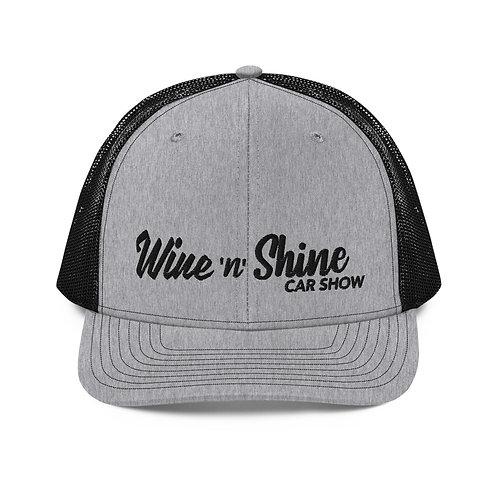 Wine 'n' Shine Car Show - Trucker Cap