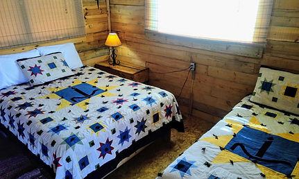 The Bunkhouse Cabin at Steens Mountain Guest Ranch Cowboy Dude