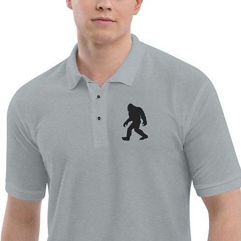 Bigfoot in Redmond - Men's Premium Polo