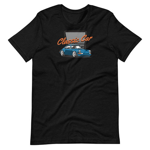 Classic Porsche Car - Short-Sleeve Unisex T-Shirt