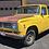 1973 International 1110 2wd 1/2 ton pickup Swb 406 Garage Bend, Oregon