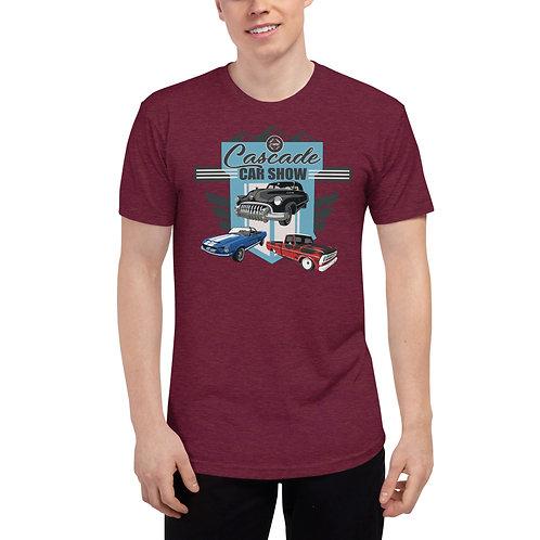 Cascade Car Show - Unisex Tri-Blend Track Shirt