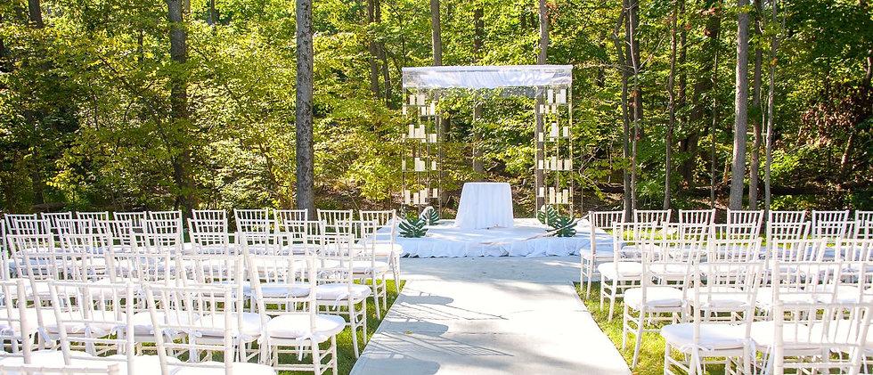 wedding day dance floor rental bandstand platform