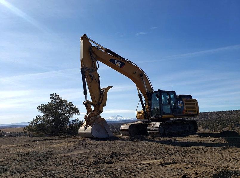 Excavation Contractors Central Oregon