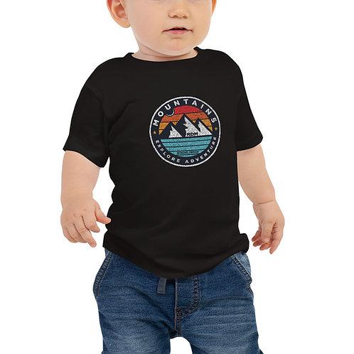 RDM ORE Mountains Redmond, Oregon - Baby Jersey Short Sleeve Tee