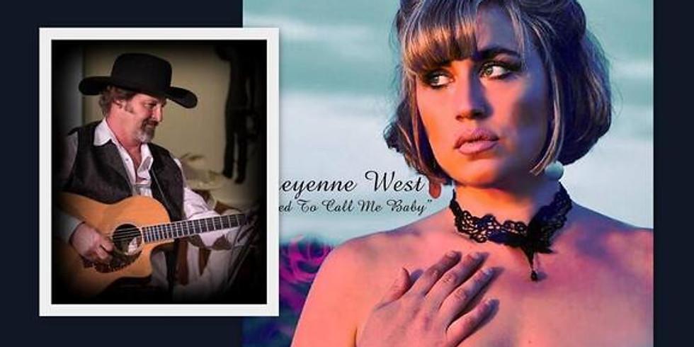 Live at the Vineyard: Kurt Sylva & Cheyenne West New Time 5-8pm