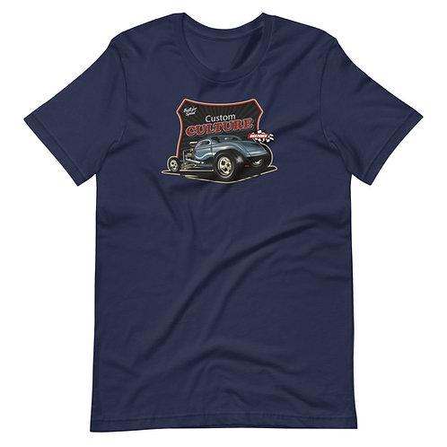 Custom Hot Rods Short-Sleeve Unisex T-Shirt