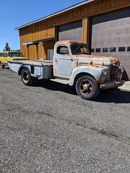 406 Garage Bend Oregon International Trucks Scouts Travelall