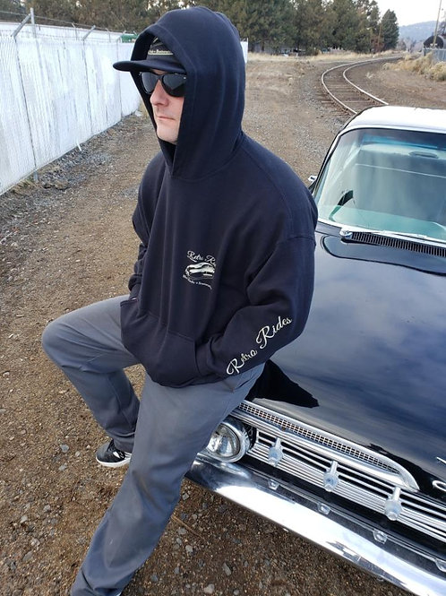 Retro Rides Zippy Sweat Shirts